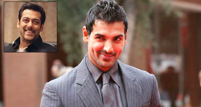 John Abraham Gets Candid About Salman Khan Says 'He Is The Atom Bomb Of Bollywood'