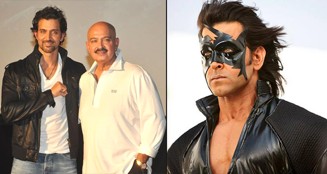 Hrithik and Rakesh Roshan planning an Indian version of 'Avengers' for Krrish