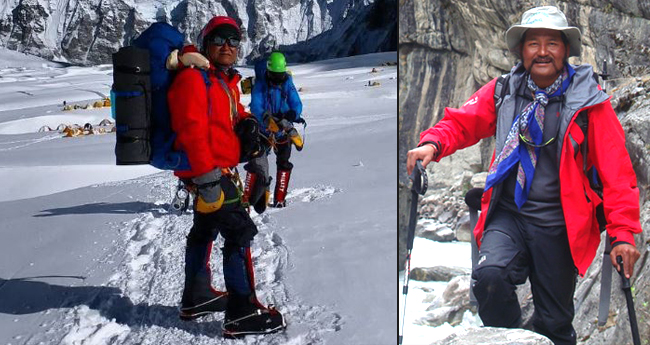 BSF Commandant Loveraj Singh sets national record by scaling Everest for the 7th time