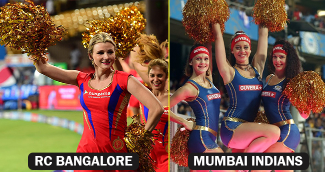 The paycheck of cheerleaders of every IPL squad will make you opt for this job