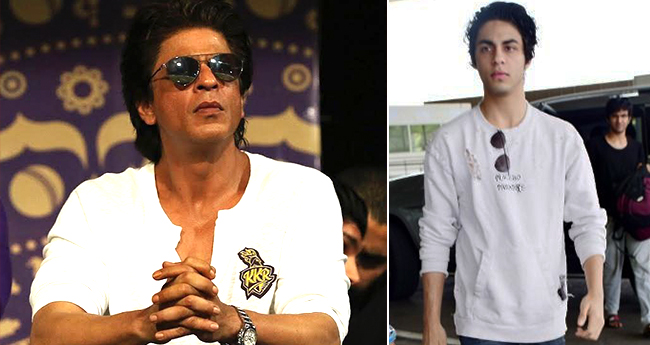 In Dad's absence, Aryan Khan to cheer KKR at the semi-finals today