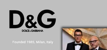 Dolce and Gabbana, a well-known international brand's success story is truly inspiring