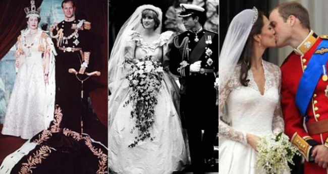 The History Of Most Beautiful Royal Wedding Dresses Which Will Make You Go WOW