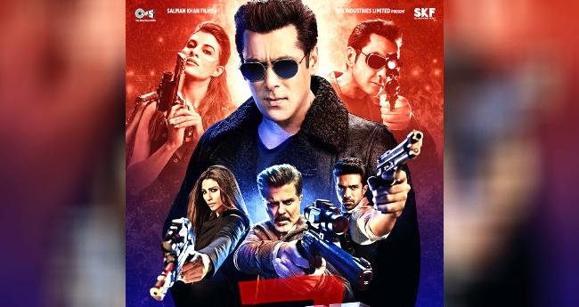Salman Khan Announces The Release Date Of Race 3 Trailer On Twitter
