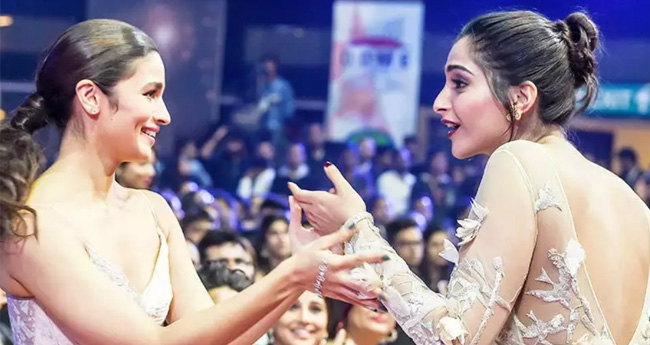 Alia Bhatt is on the guest list for Sonam-Anand's wedding, confirms the actress