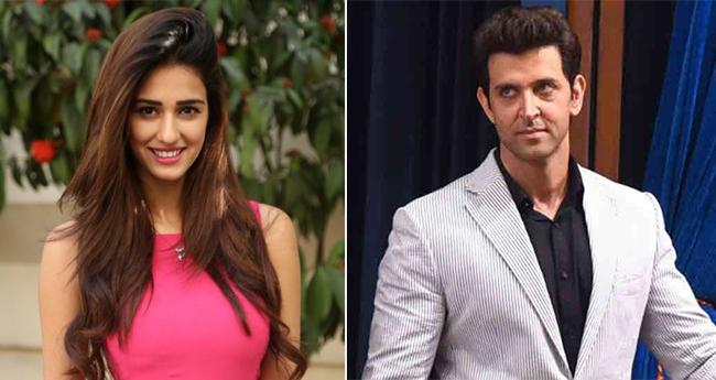 Disha Patani to work with Hrithik Roshan in Sajid Nadiadwala's next movie