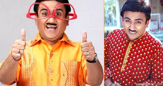TV actor Dilip Joshi Celebrates his 49th Birthday today