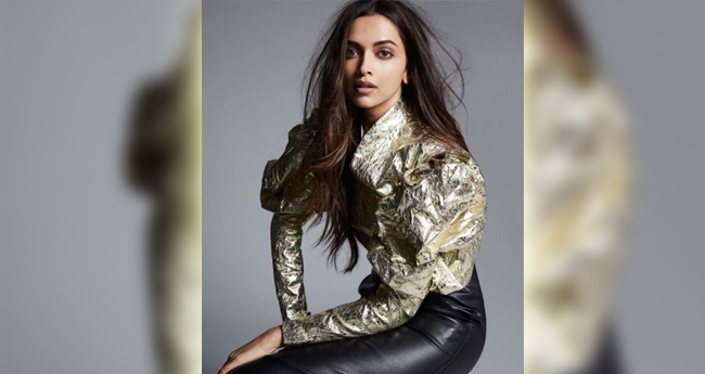 Pics: Deepika Padukone flaunts her stylish avatar in her latest photoshoot