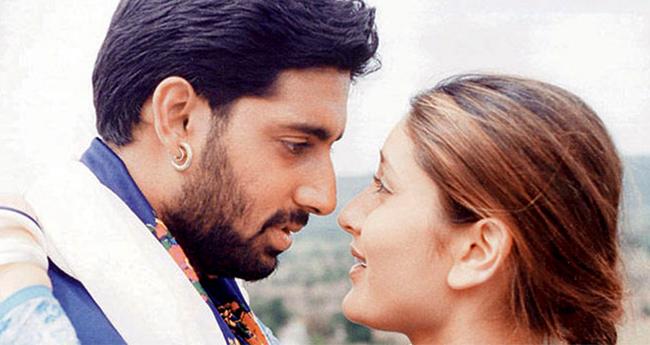 When Kareena felt awkward while shooting her first romantic scene with Abhishek Bachchan