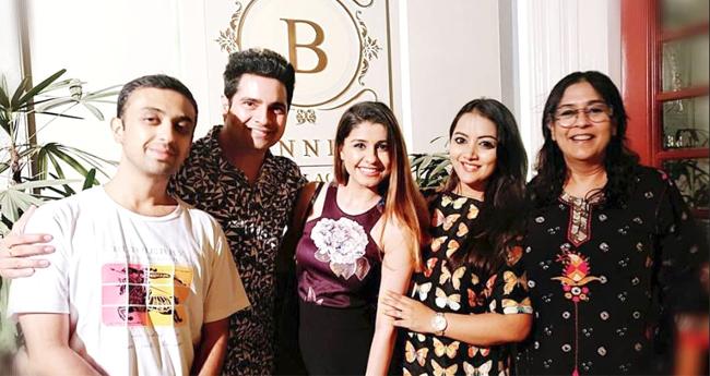 Pics: Karan Mehra reunites with Yeh Rishta Kya Kehlata hai actors, will make you nostalgic