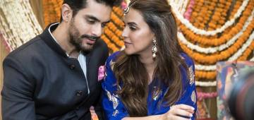 Angad Bedi and Neha Dhupia reveal secrets of their love story, wedding decision was taken overnight
