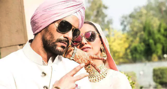 Newly Wed Neha Dhupia And Angad Bedi Sharing Wedding Pictures From US Honeymoon