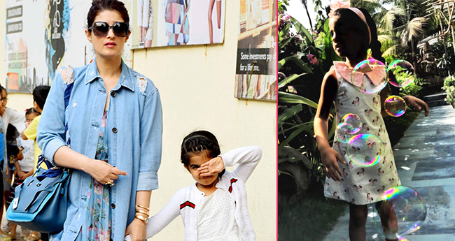 Mrs Funnybones posts picture with daughter Nitara; asks have we grown up or have we lost out?