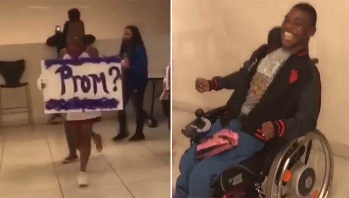 D.C. Teenager's Heartwarming Promposal Turns Viral for All the Right Reasons