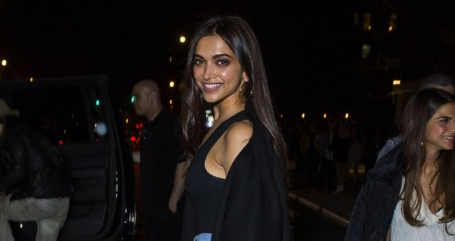 Pics: Deepika Padukone slays in casual chic look at Pre Met Gala bash 2018