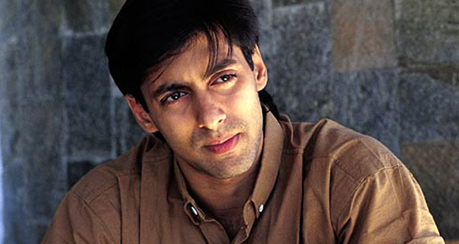 Superstar Salman Khan was paid Rs. 75 for his first job