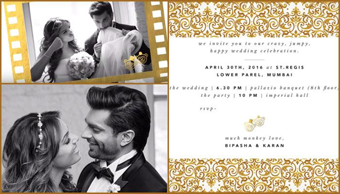 wedding invitation with photos of couples awesome celebrity wedding