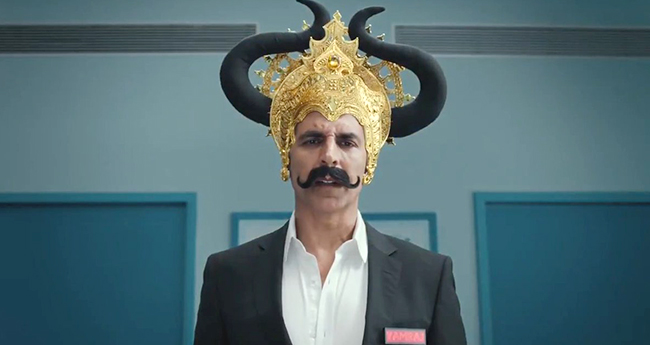 Akshay Kumar becomes the new-age Yamraj in an advertisement, fans find it hilarious