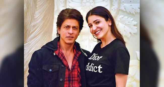 Shah Rukh Khan and Anushka Sharma to shoot at NASA for Zero's Climax