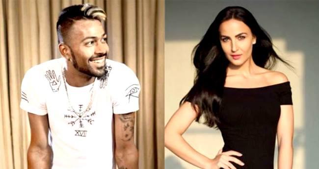 Rumoured couple Hardik Pandya and Elli Avrram no more together?