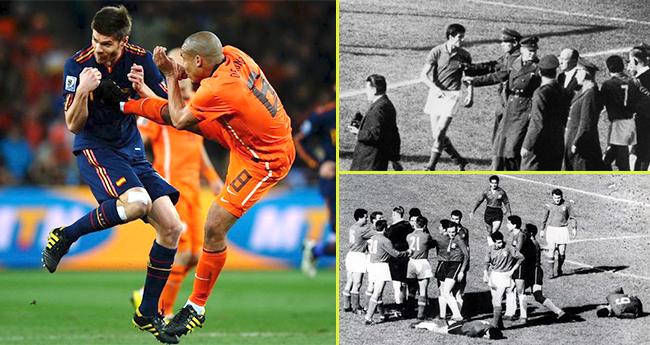 5 Highly Eye-Grabbing Moments From FIFA World Cup History Which Made Headlines