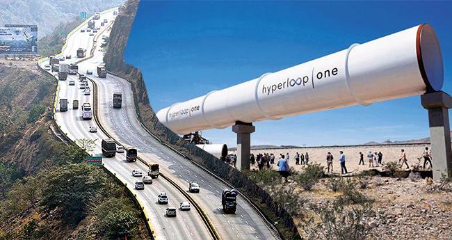 Pune-Mumbai hyperloop way: Reach Mumbai from Pune in just 25 mins