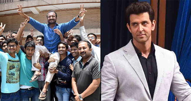 26 People from Anand Kumar's Super-30 Cracked IIT-JEE; actor Hrithik must be proud