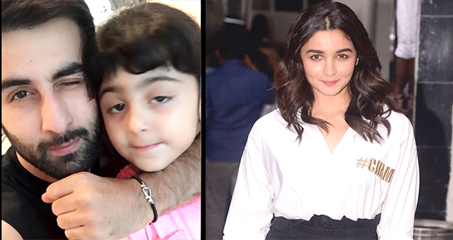 Alia Bhatt's Sweet Gift For Ranbir Kapoor's Little Niece Samara Is Too Cute