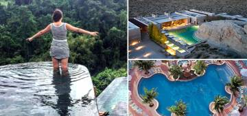 9 Spectacular Swimming Pools All Over The Globe That Will Create An Urge To Dive