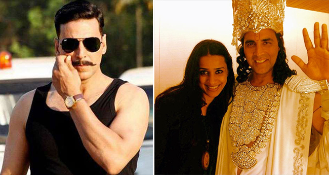 Akshay Kumar has a handful of Ventures this year, Signed next period drama based on Prithviraj Chauhan