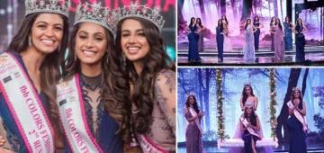 Video: A Beautiful Answer Made Anukreethy Vas Femina Miss India 2018