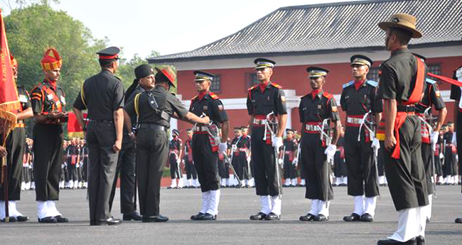Know About The Grades And Emblem Of Commissioned Officers Of Indian Armed Forces