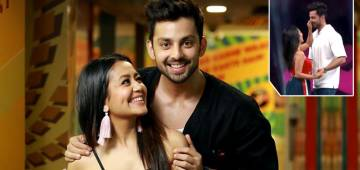 Love Is In The Air As Himansh Kohli Admits His Love for Neha Kakkar