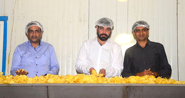 Prataap's Diamond Snacks Came Into Existence And Became 850 Crore Company