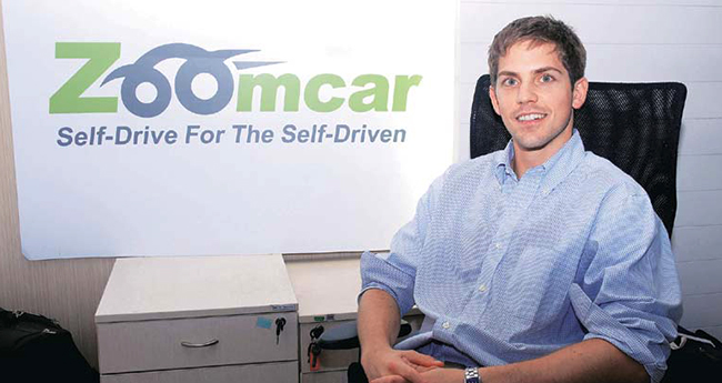 How Zoomcar lifted $45 million and set up itself in more than 26 cities