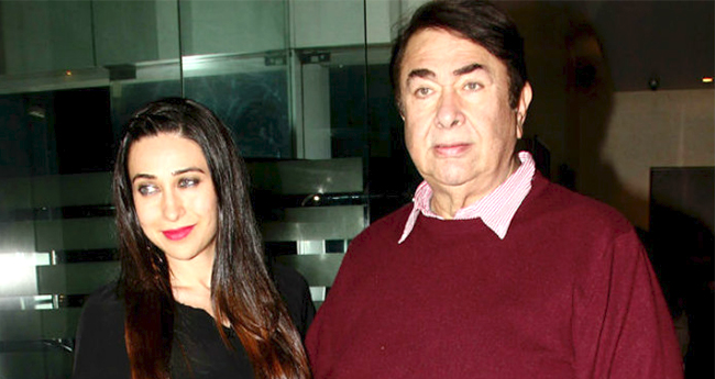 Karisma doesn't wish to start a family as she wants to raise her kids; says daddy Randhir Kapoor