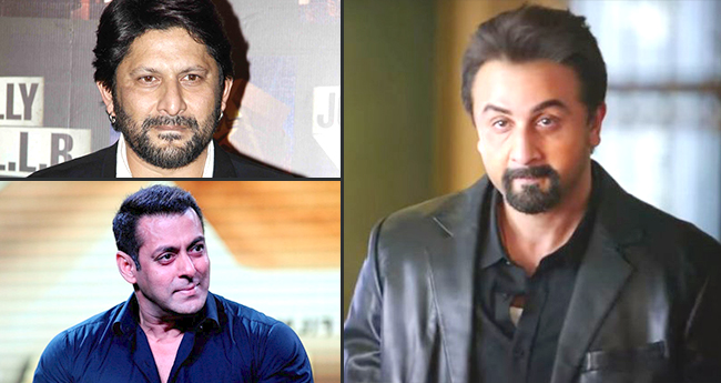 Arshad Warsi Agrees With Salman Khan, Says Nobody Can Be Sanjay Dutt