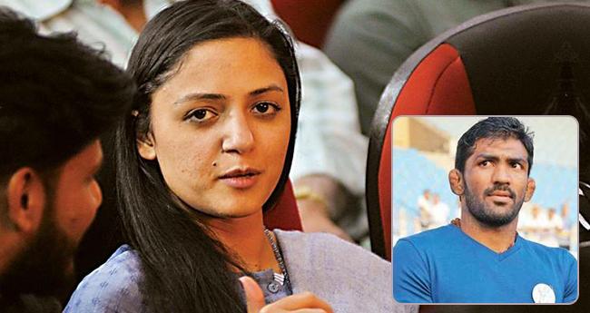 Shehla Rashid Slammed By Wrestler Yogeshwar Dutt For Her Comment Against CRPF