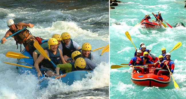 No More River Rafting In Rishikesh; High Court Bans Water Sports In Uttarakhand