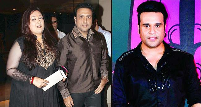 Govinda's Wife Sunita Kapoor and Krushna Abhishek's War Doesn't Seem To End
