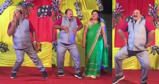 Video: 50 YO Man Crazily Dancing On Chadti Jawani Proves Age Is No Bar In Doing Anything