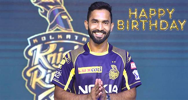 Interesting facts about cricketer Dinesh Karthik who turned 33 today
