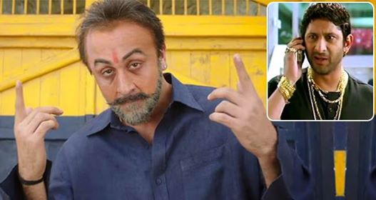 Ranbir And Arshad's 'Sanju' Connection, Ranbir Gets Candid About Going Without Clothes For Second Time