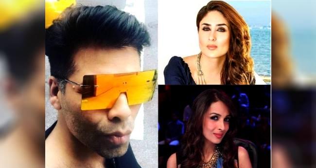 Karan Johar Reveals What He Chats With Kareena-Malaika On WhatsApp And Its Very Interesting