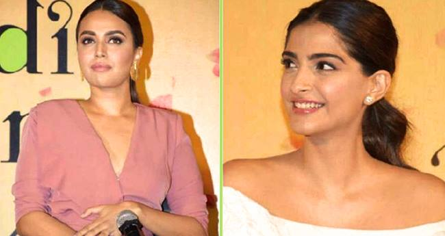 Sonam Kapoor: My Defence Of Her Has Nothing To Do With Swara's Comments On Pakistan