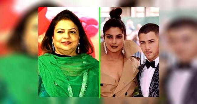 Madhu Chopra Breaks Her Silence Over Rumours Of Priyanka Chopra Dating Nick Jonas