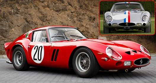 World's Most Expensive Car Ferrari 250 GT Sold For Record Rs. 469 Crore