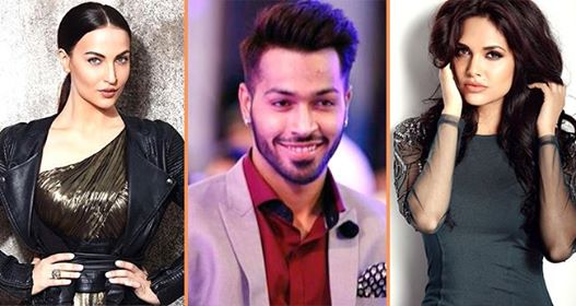 Hardik Pandya is dating Esha Gupta, Elli AvrRam or Urvashi Rautela are out for now