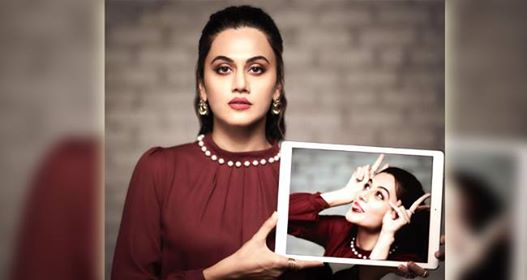 First Pic Straight From Taapsee Pannu's New House To Your Screen