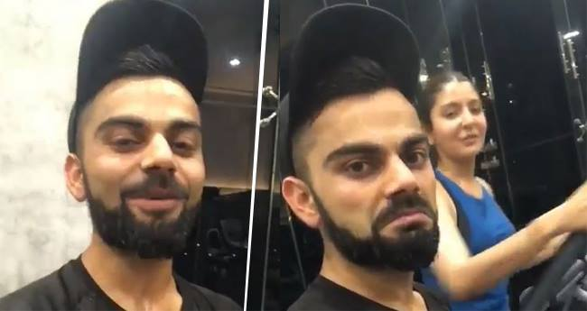 Video: Anushka-Virat Are Working Out Together And We Can't Keep Calm